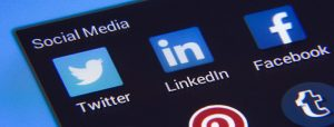 social media aerospace