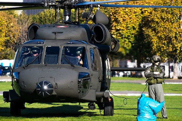 Black Hawk UH-60 variations