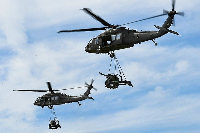 UH-60 Black Hawk spare parts